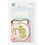 Colorbok - Heidi Grace Designs - Daydream Collection - Die Cut Cardstock Pieces - Accents