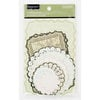 Colorbok - Victorian Parlour Collection - Die Cut Cardstock Pieces - Accents