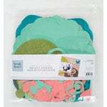 Colorbok - Heidi Grace Designs - Daydream Collection - 12 x 12 Die Cut Paper Pack