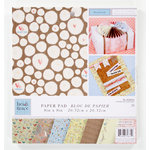 Colorbok - Heidi Grace Designs - Daydream Collection - 8 x 8 Paper Pad