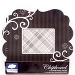 Colorbok - Cloud 9 Design - Nightshade Collection - Die Cut Chipboard Album