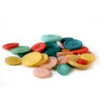 Cosmo Cricket - Salt Air Collection - Buttons
