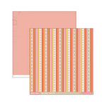 Cosmo Cricket - 23 Collection - 12 x 12 Double Sided Paper - Oh Happy Day