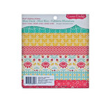 Cosmo Cricket - Baby Jane Collection - Mini Deck - 6 x 6 Paper Pad