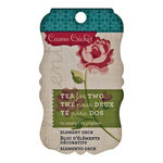 Cosmo Cricket - Tea for Two Collection - Element Deck - Designer Tags