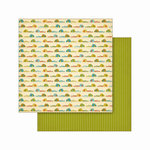 Cosmo Cricket - Smore Love Collection - 12 x 12 Double Sided Paper - Summer Vacation