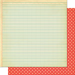 Cosmo Cricket - Togetherness Collection - 12 x 12 Double Sided Paper - Making Plans