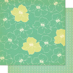 Cosmo Cricket - Clementine Collection - 12 x 12 Double Sided Paper - Olivia