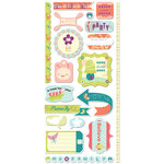 Cosmo Cricket - Pixie-Licious Collection - Stickers