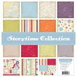 Cosmo Cricket - Paper Pack - Storytime, CLEARANCE