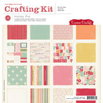 Cosmo Cricket - Honey Pie Collection - Paper Crafting Kit - Honey Pie