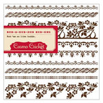 Cosmo Cricket - Gretel Collection - Rub Ons - Autumn Borders , CLEARANCE