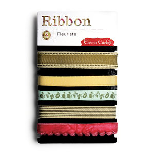 Cosmo Cricket - Fleuriste Collection - Ribbon - Fleuriste