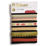 Cosmo Cricket - Mr Campy Collection - Ribbon