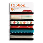 Cosmo Cricket - Lil' Man Collection - Ribbon