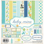 Carta Bella Paper - Baby Mine Collection - Boy - 12 x 12 Collection Kit