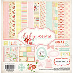 Carta Bella Paper - Baby Mine Collection - Girl - 12 x 12 Collection Kit