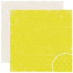 Crate Paper - Bliss Collection - 12 x 12 Double Sided Paper - Zest, CLEARANCE