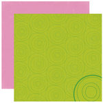 Crate Paper - Bliss Collection - 12 x 12 Double Sided Paper - Mod, CLEARANCE