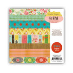 Crate Paper - Emma's Shoppe Collection - 6 x 6 Paper Pad