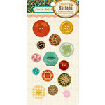Crate Paper - Farmhouse Collection - Eclectic Buttons
