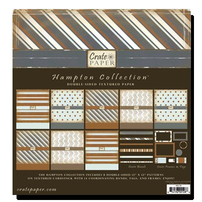 Crate Paper - Collection Kit - Hampton