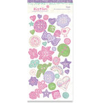 Crate Paper - Katlin Collection - Chipboard Buttons, CLEARANCE