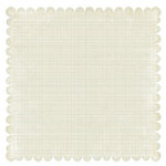 Crate Paper - Mia Collection - 12 x 12 Die Cut Paper - Notes