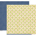 Crate Paper - Neighborhood Collection - 12 x 12 Double Sided Paper - Together