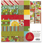 Crate Paper - North Pole Collection Kit - Christmas  , CLEARANCE