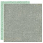 Crate Paper - Orbit Collection - 12 x 12 Double Sided Textured Paper - Maze, CLEARANCE