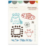 Crate Paper - Orbit Collection - Clear Stamps, CLEARANCE