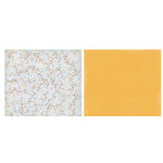 Crate Paper - Sweet Branch Collection - 12x12 Double Sided Paper - Blossom