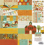 Crate Paper - School Spirit Collection Kit