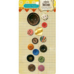 Crate Paper - Toy Box Collection - Eclectic Buttons