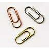 Creative Impressions - Paper Clips - Metal - Mini