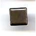 Creative Impressions - Brads - Square - Antique Bronze
