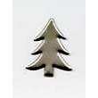 Creative Impressions - Brads - Tree - Pewter