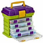 Creative Options - Vineyard Collection - Grab 'N Go Organizer - 4-By Rack System