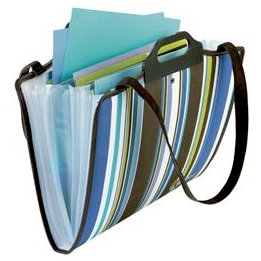 Creative Options - Vineyard Collection - Paper Satchel Tote