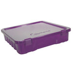 Creative Options - Vineyard Collection - 12 x 12 Project Box - Purple