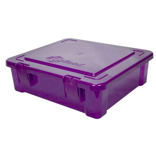 Creative Options - Vineyard Collection - Album and Craft Tub - Purple, CLEARANCE