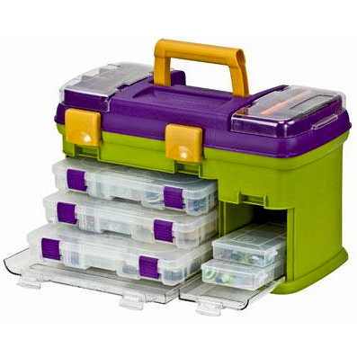 Creative Options - Vineyard Collection - Grab 'N Go Organizer - Multi-Craft Rack System