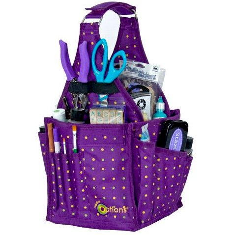 Creative Options - Vineyard Collection - Craftician Tote Bag