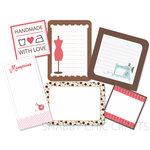 Chic Tags - Delightful Paper Tags - Grandma's Craft Room - Set of 6
