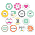 Chic Tags - Cloud 9 Collection - Mini Icons