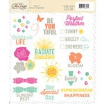 Chic Tags - Cloud 9 Collection - Rub Ons