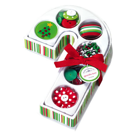 Doodlebug Designs - Goodie Box - Christmas Collection, CLEARANCE