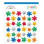 Doodlebug Design - Jewel Assortments - Primary Assortment