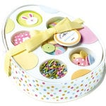 Doodlebug Designs - Easter Collection - Goodie Box, CLEARANCE